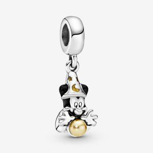 ❤️Pandora Disney, Mickey Mouse Dangle Charm